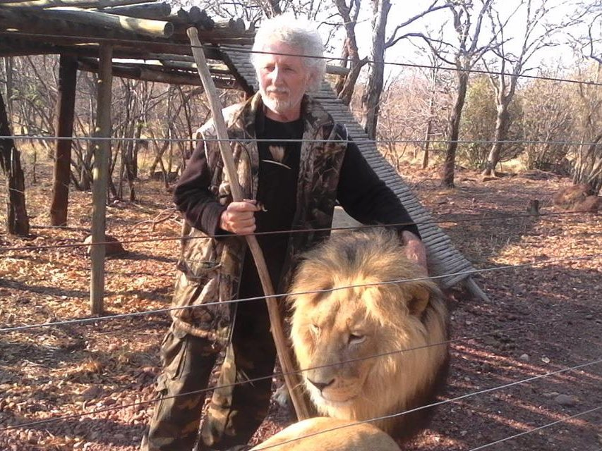 Three Lions Killed After Mauling Owner To Death