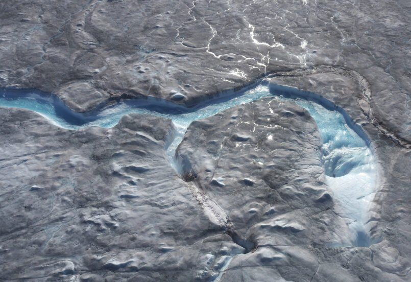 Greenland Loses More Than 12 Billion Tonnes Of Ice In One Day