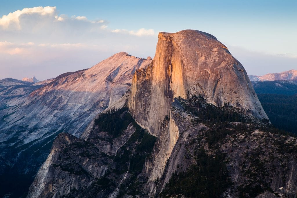 Hiker Dies After Falling Over 500 Feet in Yosemite National Park